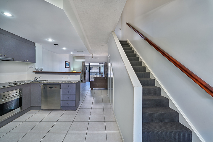 Getaway Cairns Holiday Apartments - Townhouse