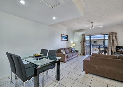 Spacious Living at Getaway Cairns