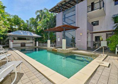 Pool at Getaway Cairns